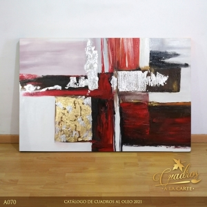 Decorative Oil Painting - Abstractos England